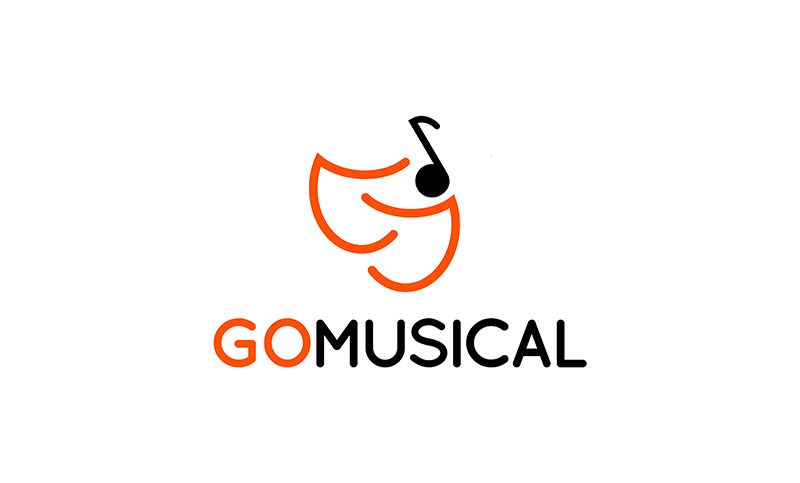 Logo Go Musical